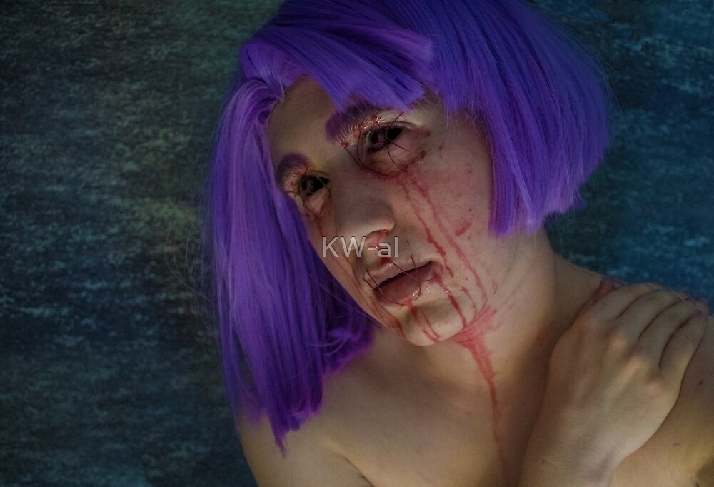 Kanae Cosplay - Tokyo Ghoul RE by KW-aI