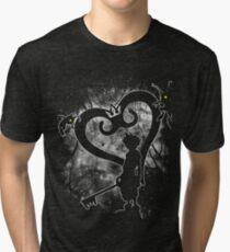 Keyblade Chosen Tri-blend T-Shirt