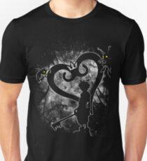 Schlüsselschwert ausgewählt Unisex T-Shirt