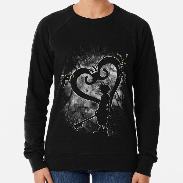 The keyblade chosen one. Lightweight Sweatshirt