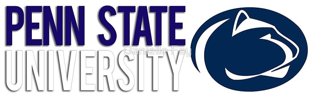Penn State University by Danielle Fay