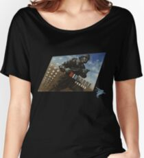 Airborne Forces Women's Relaxed Fit T-Shirt