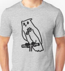Vintage Artificial Owl 2 Unisex T-Shirt