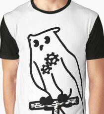 Vintage Artificial Owl 2 Graphic T-Shirt