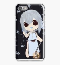 Glow in the Snow iPhone Case/Skin