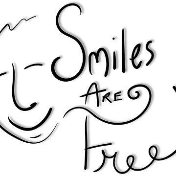 Smiles are free  by mariocassar