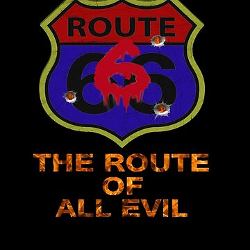 The Route of All Evil by richmoolah88