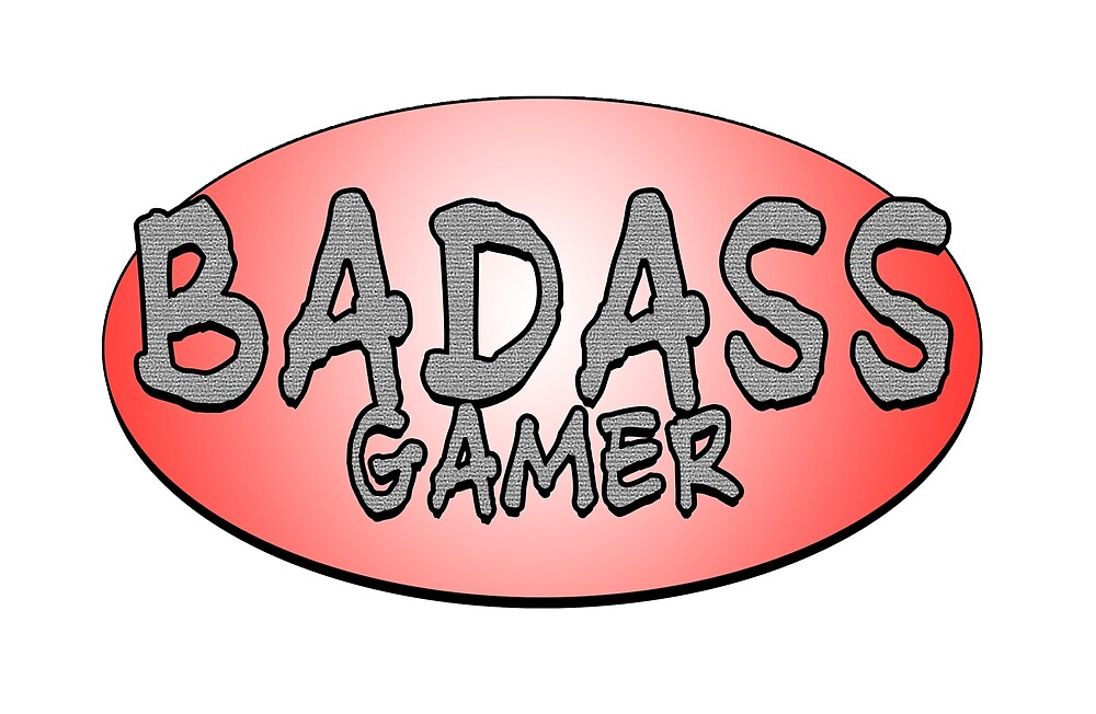 badass gamer by jonkhaynes