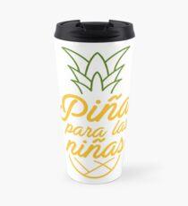 Piña para las niñas Travel Mug