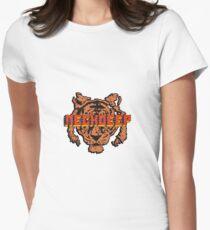 Neck Deep Women's Fitted T-Shirt