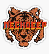 Neck Deep Sticker
