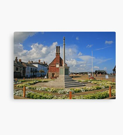Aldeburgh Canvas Print
