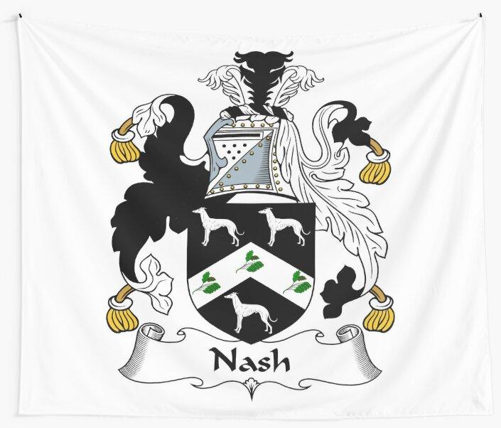 Nash by HaroldHeraldry