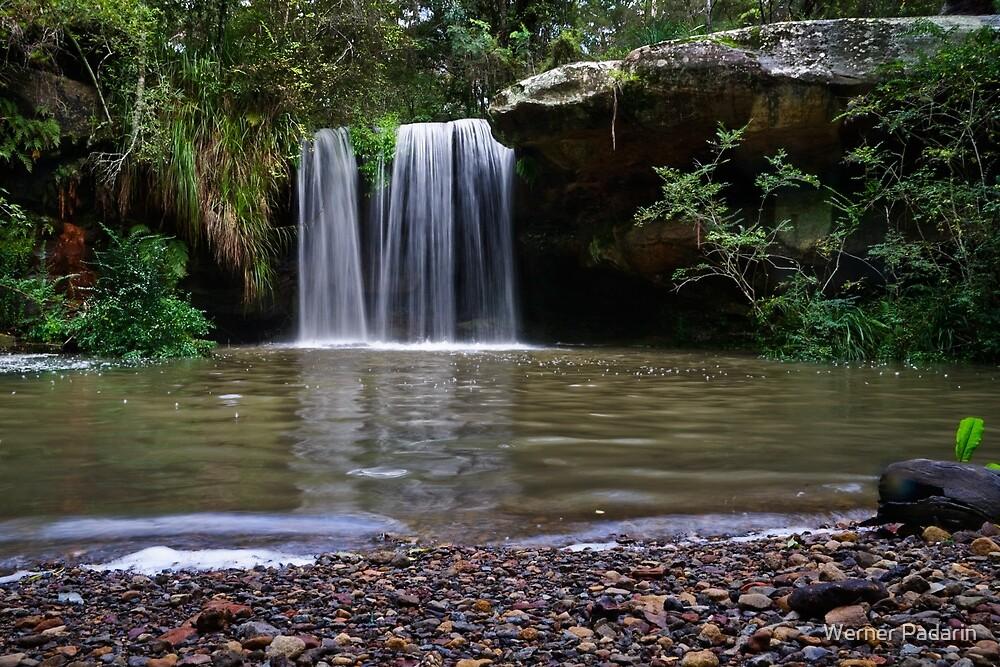 Berowra Waterfall by Werner Padarin