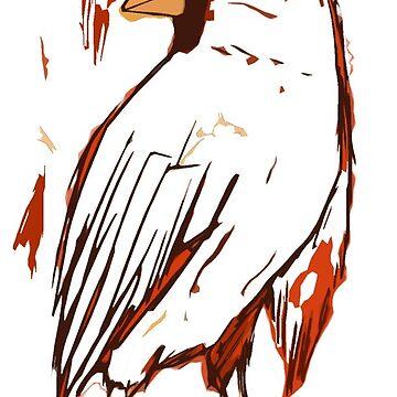 Cardinal by Maxiomatic