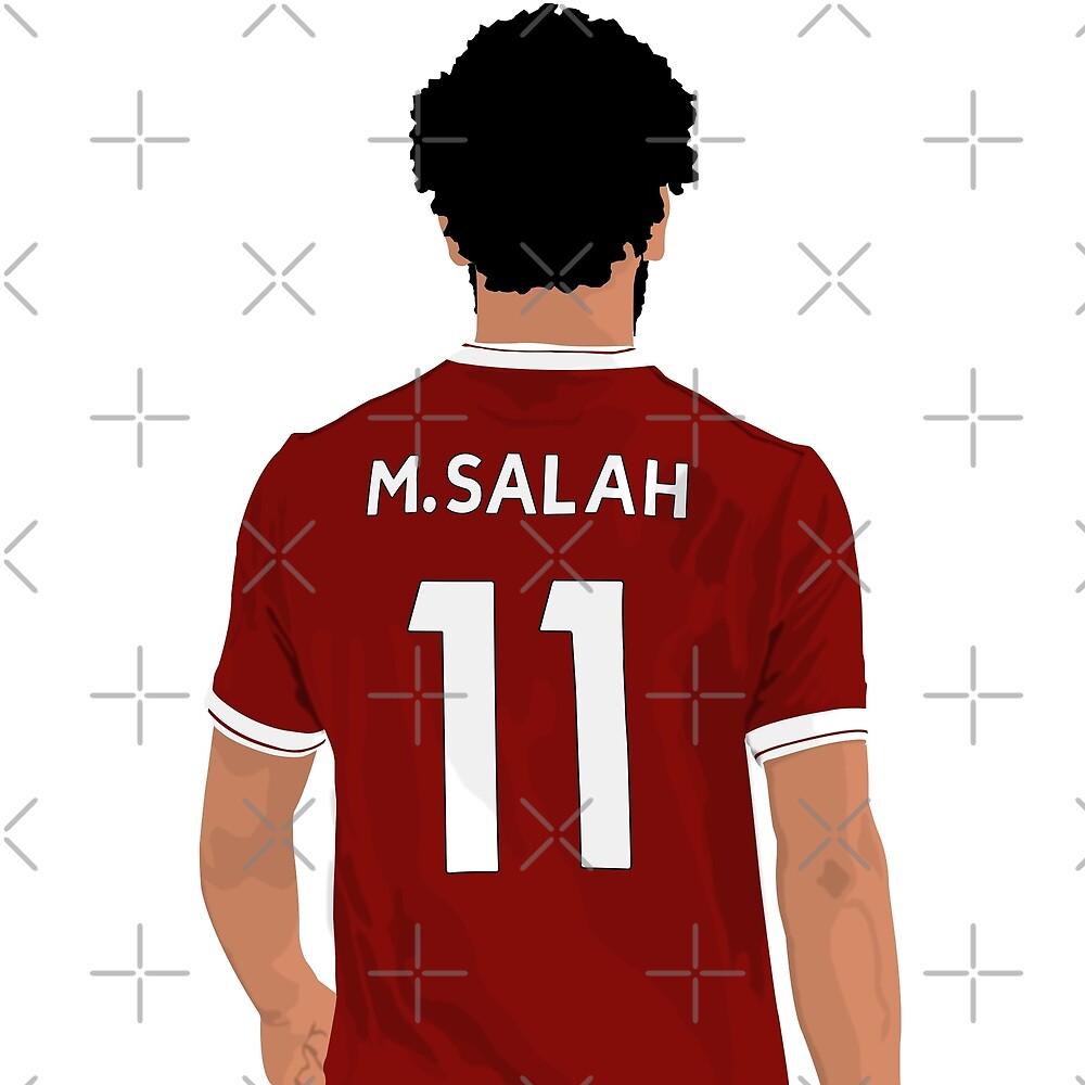 Mohammed Salah by talklfcpodcast