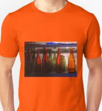 Bottles and Light T-Shirt