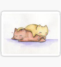 Kitty Friendos Sticker