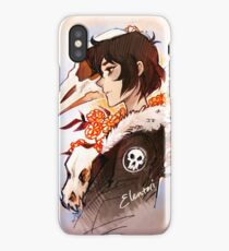 Flowers for the Dead iPhone Case/Skin