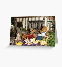 Picnic Lunch Greeting Card