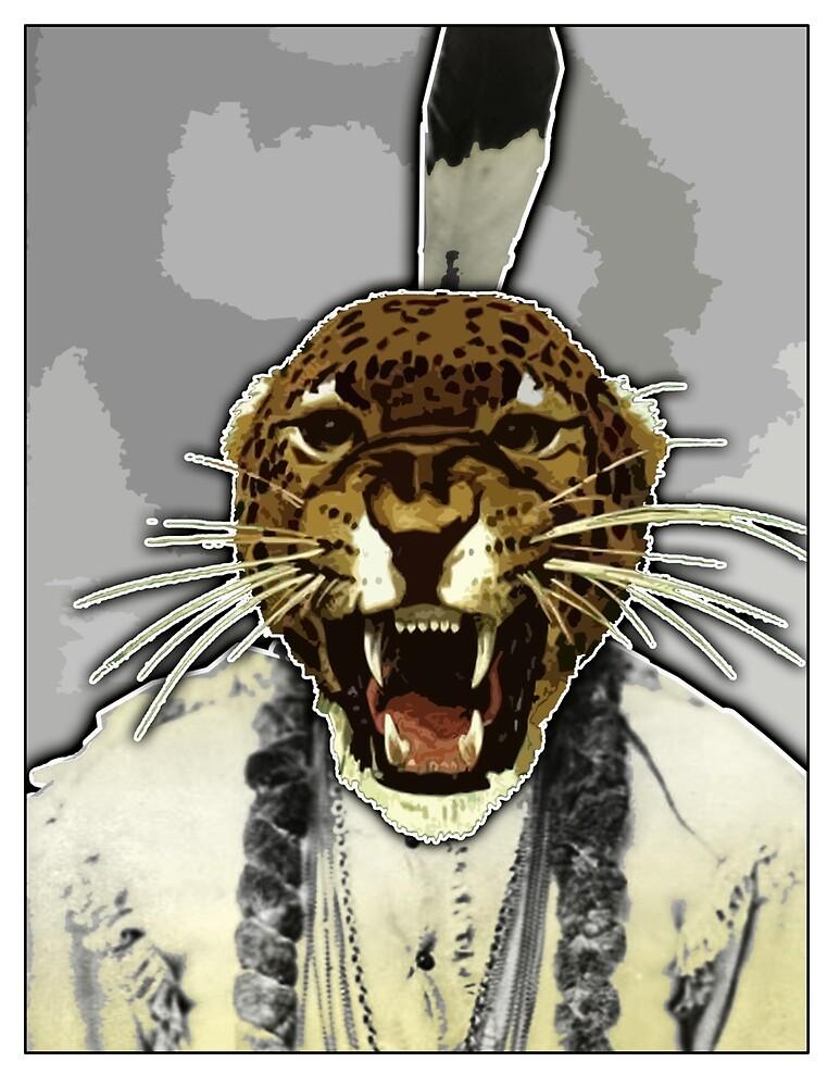 Chief Cheeta by djzombie