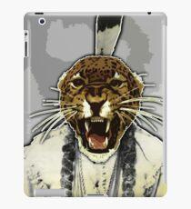 Chief Cheeta iPad Case/Skin
