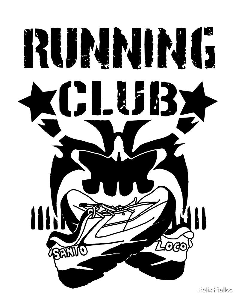 Running club v2 by Felix Fiallos