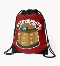 Dalek! Drawstring Bag