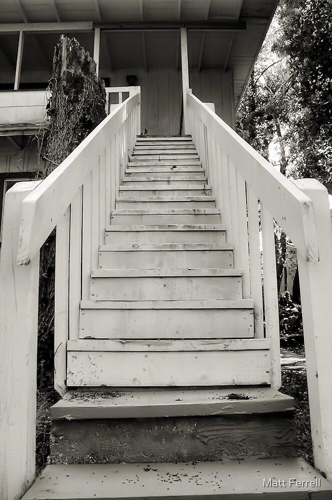 Stairway by Matt Ferrell