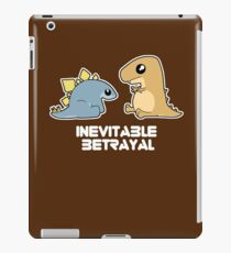 Inevitable Betrayal  iPad Case/Skin