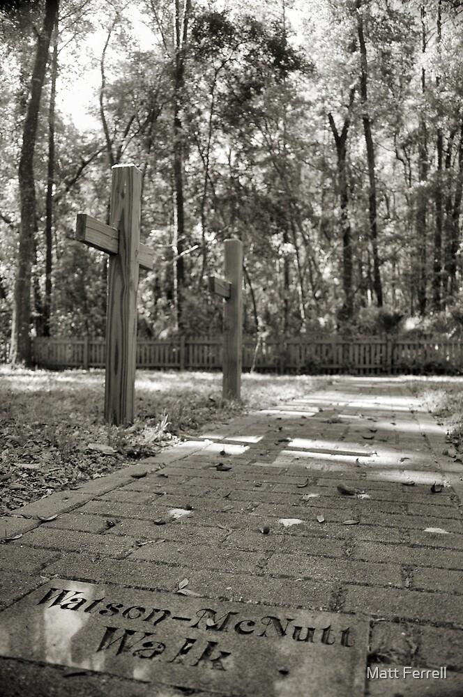 Hibernia Cemetery 03 by Matt Ferrell