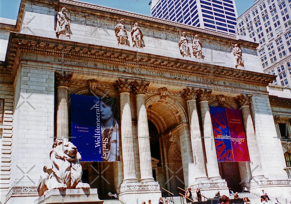 New York Public Library by Tom Gomez