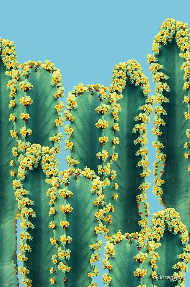 Adorned Cactus V2 #redbubble #buyart #decor by 83oranges