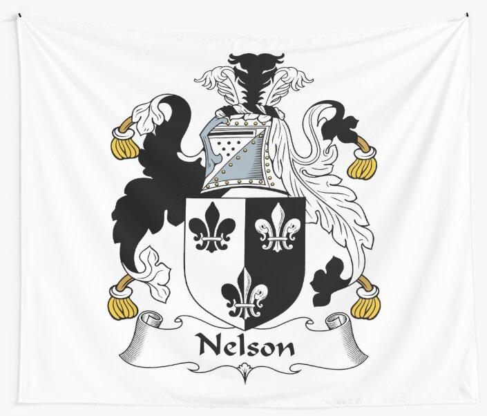 Nelson II by HaroldHeraldry