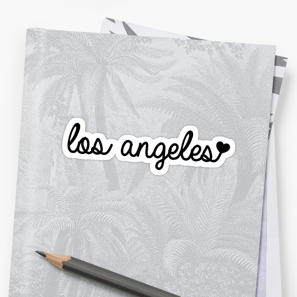 los angeles by catscollegecuts