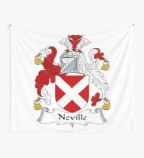 Nevill or Neville Wall Tapestry