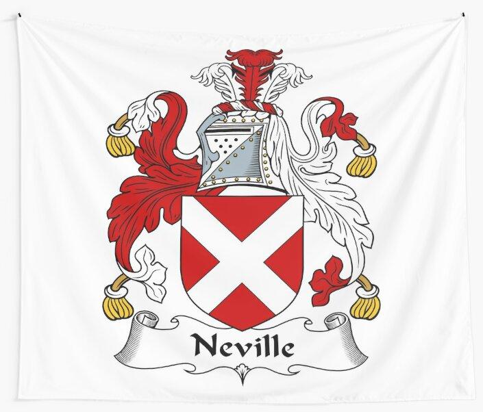 Nevill or Neville by HaroldHeraldry