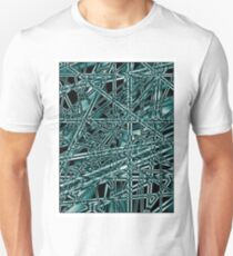 Black Digital 001 Unisex T-Shirt