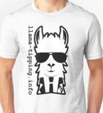 llama-tipping / Defcon 25 / 2017 Unisex T-Shirt