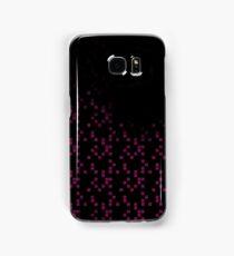 Pixel Pink Samsung Galaxy Case/Skin
