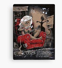 Pillow & Lucky - True Friend Canvas Print