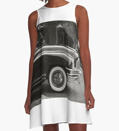 Sunday drive A-Line Dress