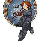 Shepard by RhiMcCullough