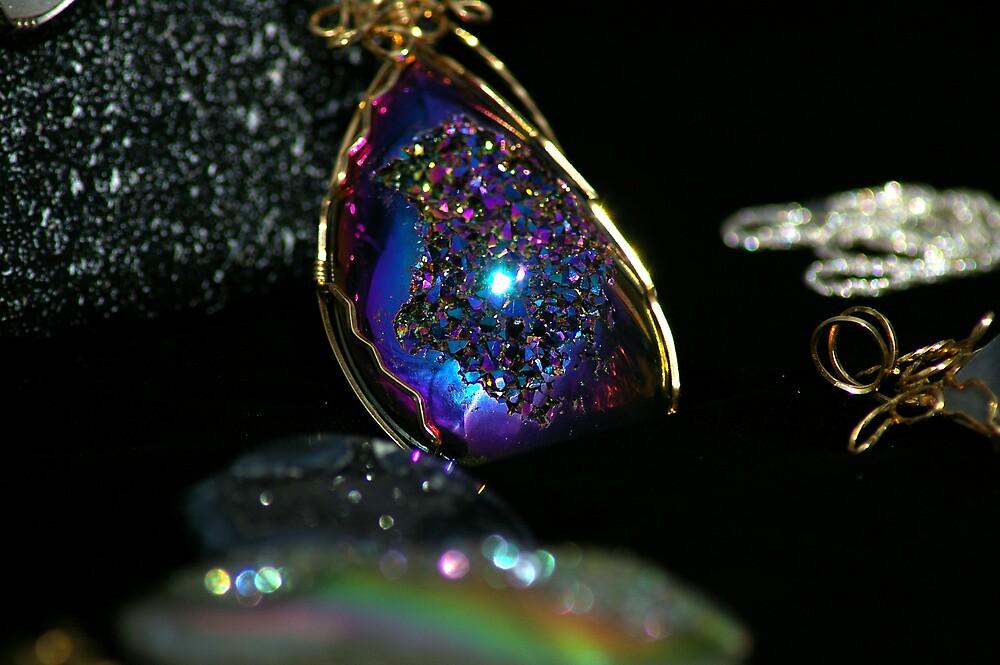 Purple Gems by julez113
