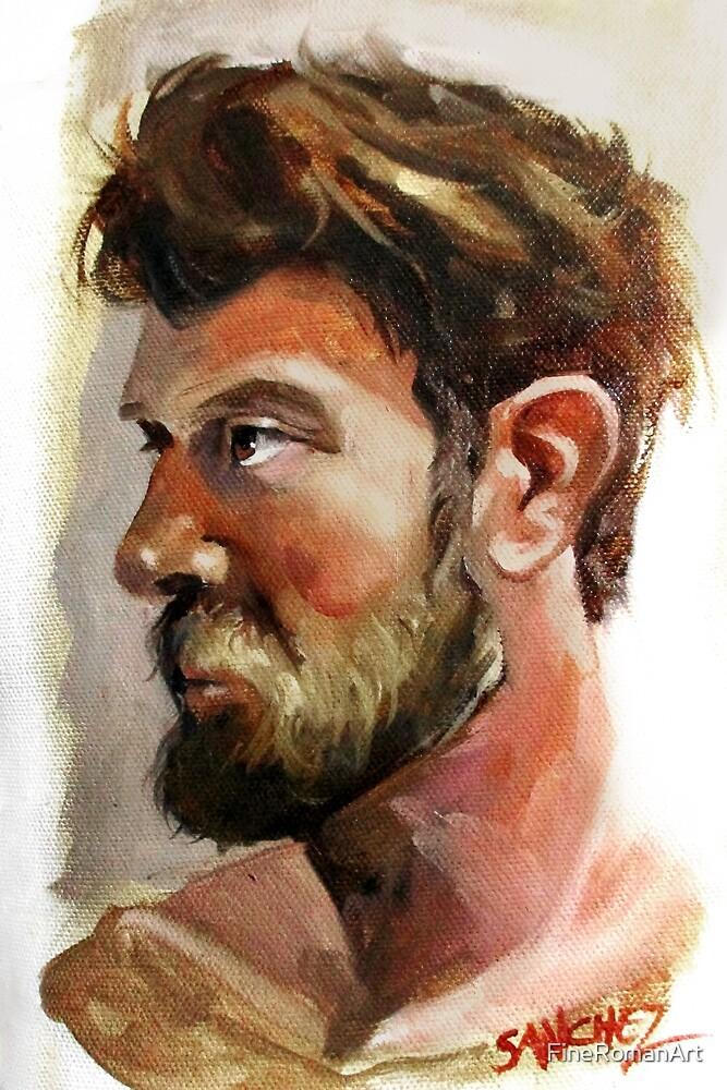 Colby Keller Profile by FineRomanArt