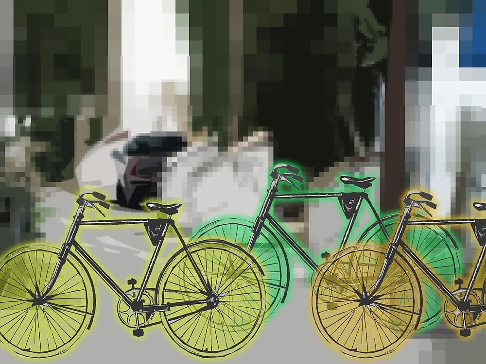 Bicycle Revolution by djzombie