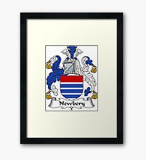 Newberry Framed Print