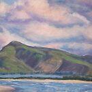 Tsunami Watch by Carolyn Bishop