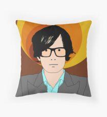Jarvis Cocker Throw Pillow