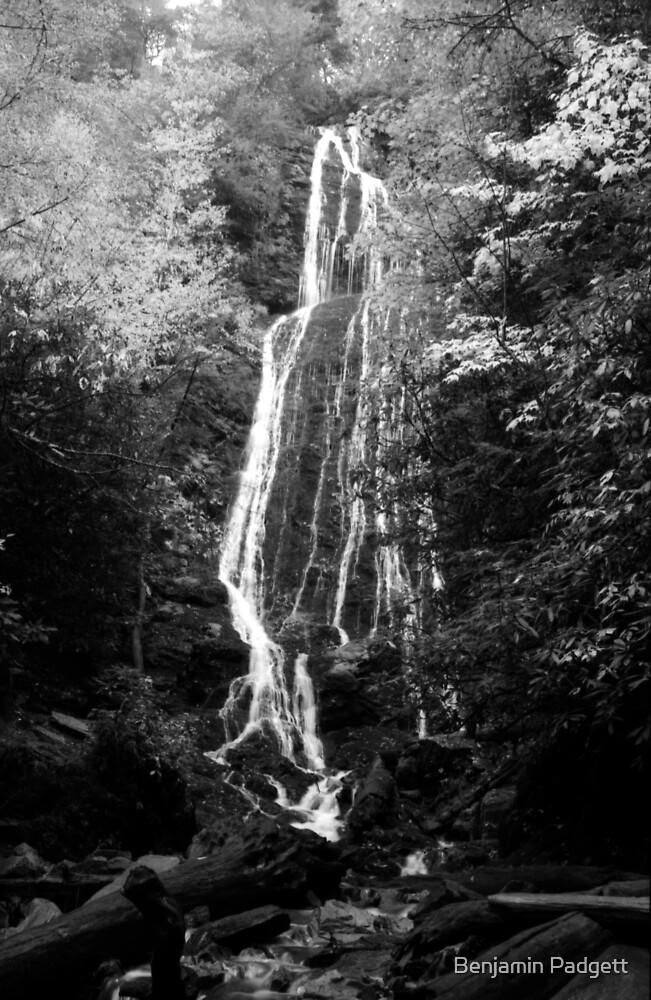 Mingo Falls by Benjamin Padgett